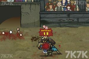 《英雄角斗场》游戏画面1
