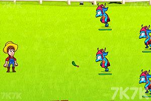 《农夫大战丧尸》游戏画面9