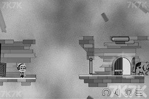 《男孩与狗狗回家》游戏画面9