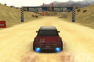 《尘埃拉力赛Ⅱ3D》游戏画面2