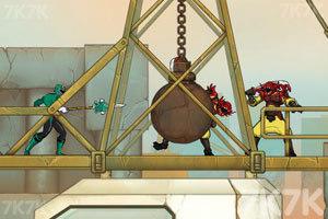 《侍战队真剑者2》游戏画面8
