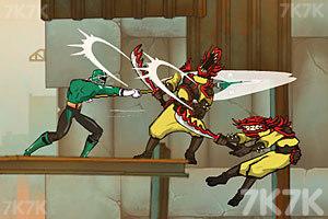 《侍战队真剑者2》游戏画面6