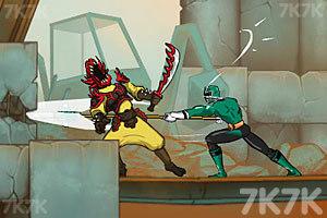 《侍战队真剑者2》游戏画面1
