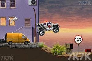 《地狱救护车》游戏画面4