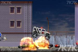 《地狱救护车》游戏画面5