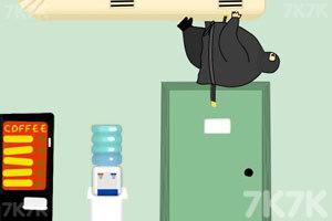 《胖忍者打保安》游戏画面4