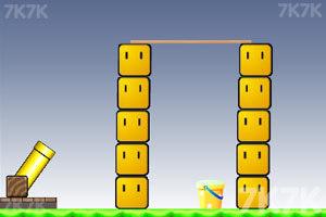 《蘑菇大炮》游戏画面1