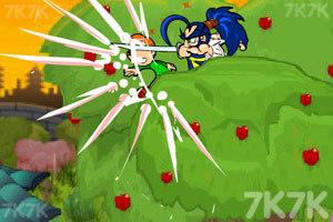 《合金小子格斗》游戏画面9