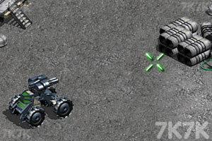 《星际战车》游戏画面3