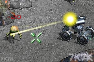 《星际战车》游戏画面9