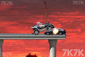 《地狱警车2积分版》游戏画面7