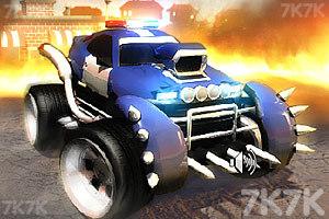 《地狱警车2积分版》游戏画面1