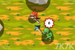 《骑士冲锋》游戏画面5