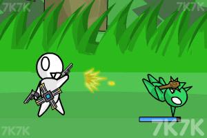 《DNF2.7无敌版》游戏画面3