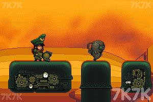 《蒸汽要塞中文无敌版》游戏画面9
