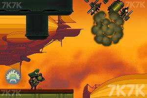 《蒸汽要塞中文无敌版》游戏画面1