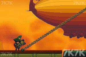 《蒸汽要塞中文无敌版》游戏画面7