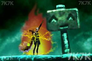 《黑天使2之勇者试炼》游戏画面9