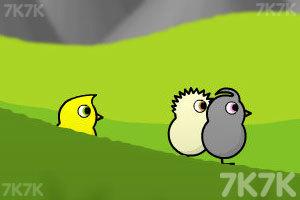 《小鸭子的生活4》游戏画面1