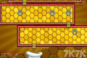《我要吃蜂蜜》游戏画面3