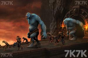 《国王的使命》游戏画面2