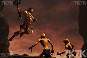 《国王的使命》游戏画面1