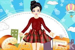 《女孩聚会连衣裙》游戏画面10