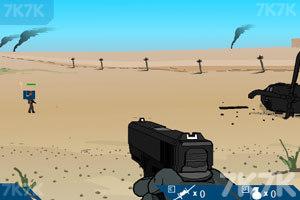 《海滩阻击》游戏画面4