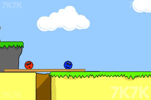 《小球找钻石》游戏画面9