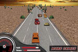 《3D肌肉赛车手》截图1