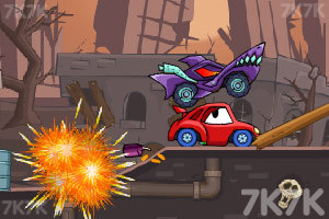 《大车吃小车2豪华版》游戏画面10