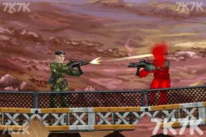 《机械特种兵无敌版》游戏画面3