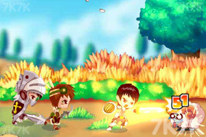《宝剑传说》游戏画面4