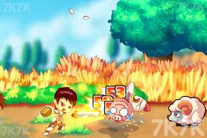 《宝剑传说》游戏画面3