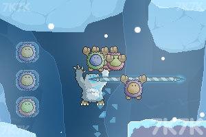 《冰山里的雪熊》截圖10