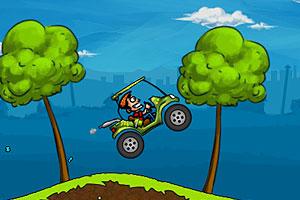 《疯狂的高尔夫球车2》游戏画面1