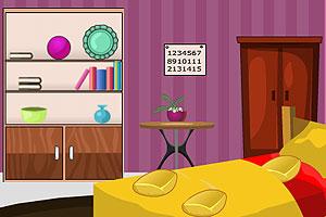 《逃离简单卧室》游戏画面1