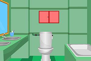 《逃离洗手间》游戏画面1