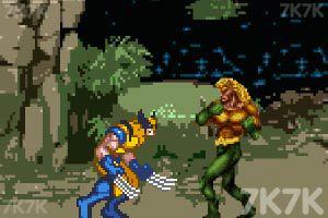 《金刚狼VS神奇斗士》截图3