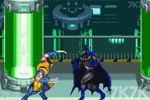 《金刚狼VS神奇斗士》截图7