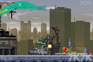 《疯狂机械人》游戏画面4