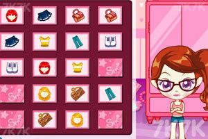 《阿sue整理衣柜》游戏画面5