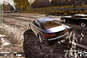 《3D极品飞车赛》游戏画面1