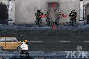 《街头CS枪战》游戏画面2