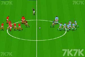 《足球大师》游戏画面2