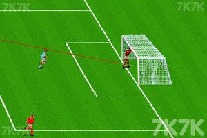 《足球大师》游戏画面3