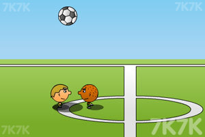 《双人足球》游戏画面9