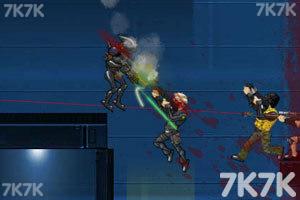 《狙击外星人部队无敌版》游戏画面7