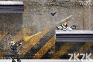 《狙击外星人部队无敌版》游戏画面2