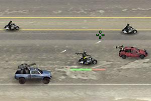 《浴血战车》游戏画面1